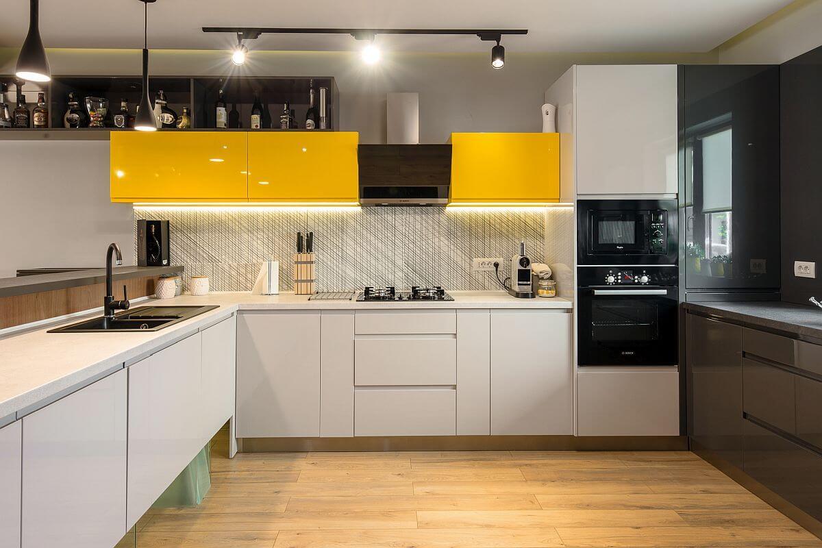 adelaparvu.com despre amenajare casa 144 mp Bucuresti, design interior Next Interior, Foto Andreea Dobrescu Photography (2)