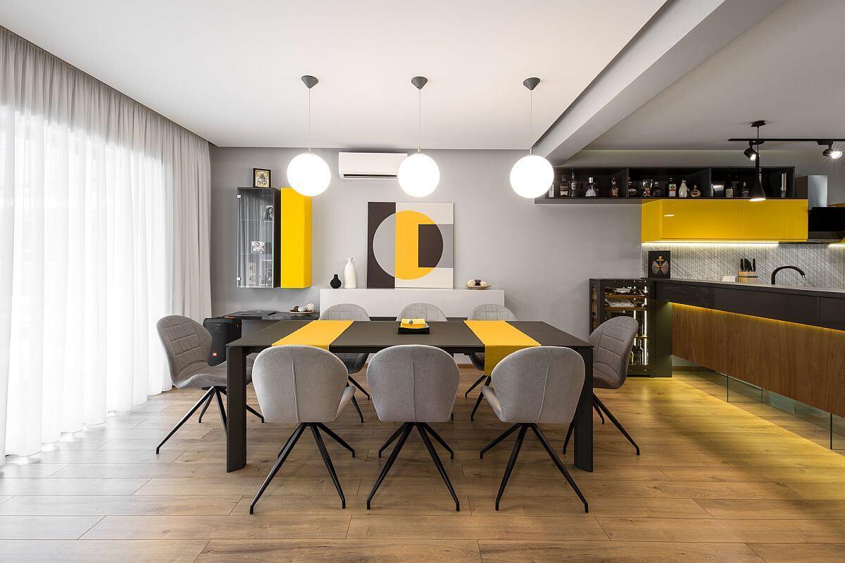 adelaparvu.com despre amenajare casa 144 mp Bucuresti, design interior Next Interior, Foto Andreea Dobrescu Photography (4)