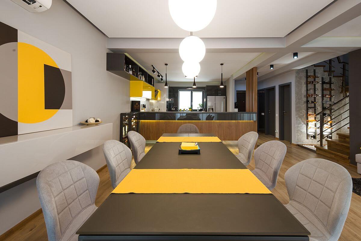 adelaparvu.com despre amenajare casa 144 mp Bucuresti, design interior Next Interior, Foto Andreea Dobrescu Photography (5)