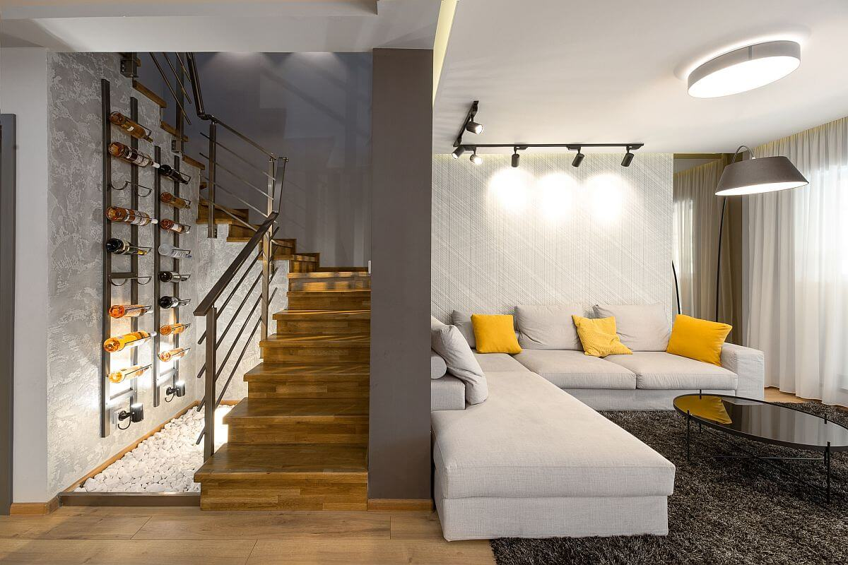adelaparvu.com despre amenajare casa 144 mp Bucuresti, design interior Next Interior, Foto Andreea Dobrescu Photography (8)