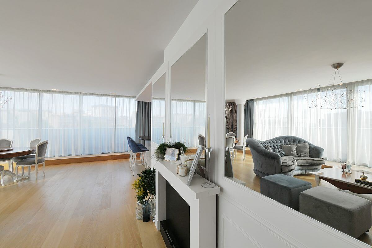 adelaparvu.com despre amenajare penthouse 140 mp, design Miso Architects, Foto Vlad Eftenie (2)