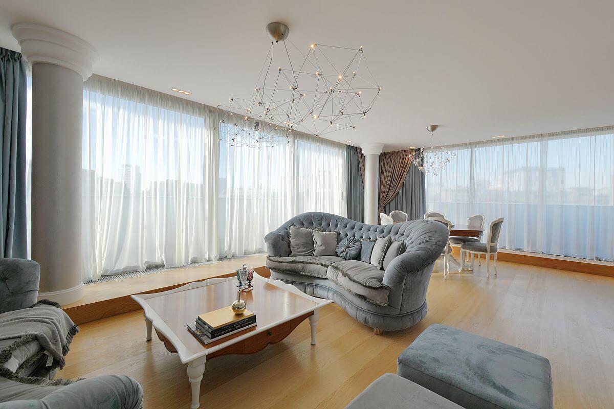 adelaparvu.com despre amenajare penthouse 140 mp, design Miso Architects, Foto Vlad Eftenie (3)