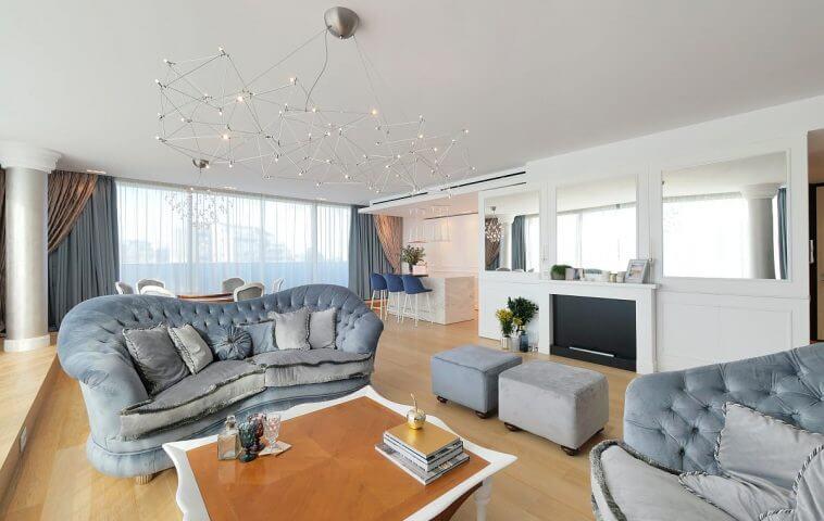 adelaparvu.com despre amenajare penthouse 140 mp, design Miso Architects, Foto Vlad Eftenie (5)