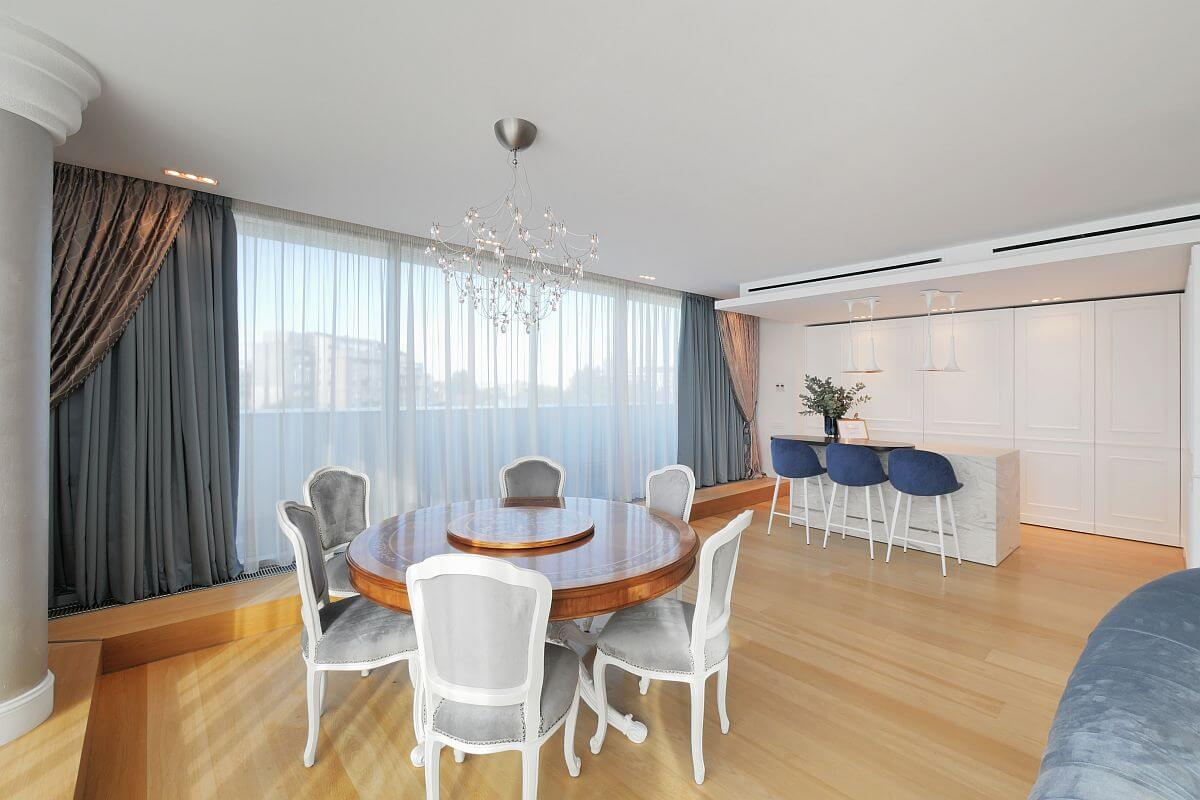 adelaparvu.com despre amenajare penthouse 140 mp, design Miso Architects, Foto Vlad Eftenie (7)