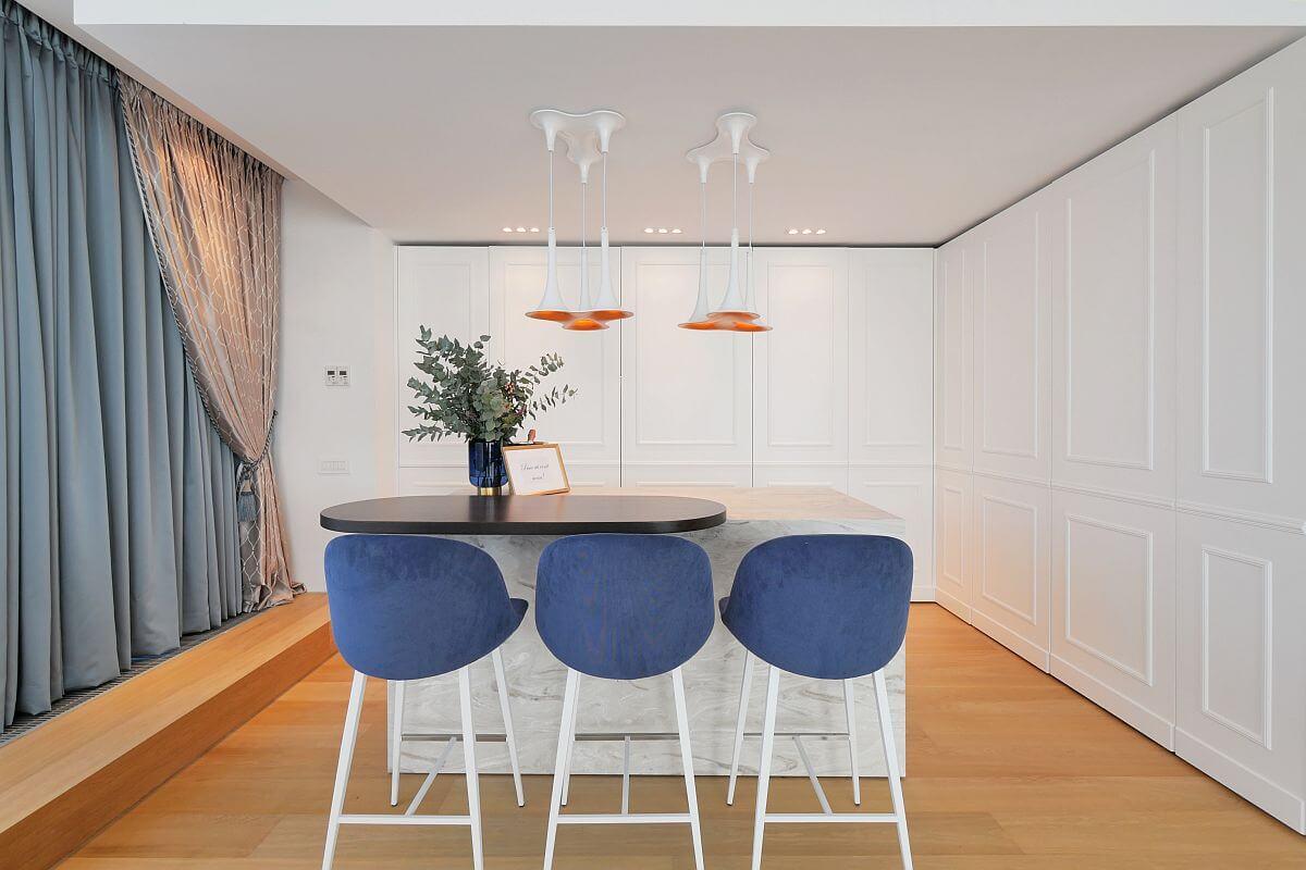 adelaparvu.com despre amenajare penthouse 140 mp, design Miso Architects, Foto Vlad Eftenie (9)