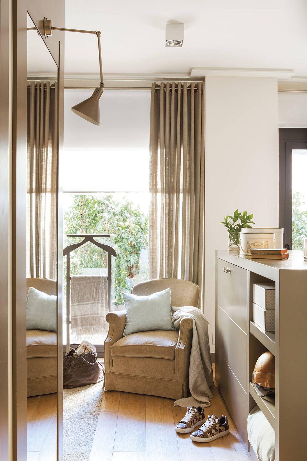 adelaparvu.com despre apartament amenajat in tonuri de bej, design Chari Manzano si Marta Herrera, Foto Pepa Oromi (3)