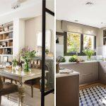 adelaparvu.com despre apartament amenajat in tonuri de bej, design Chari Manzano si Marta Herrera, Foto Pepa Oromi (6)
