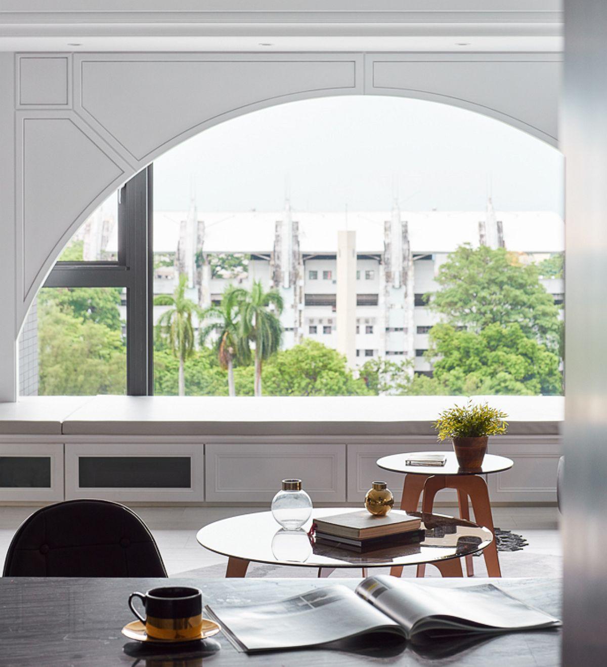 adelaparvu.com despre apartament in stil clasic reinterpretat, 165 mp, design HAO Design, Foto HeyCheese (1)