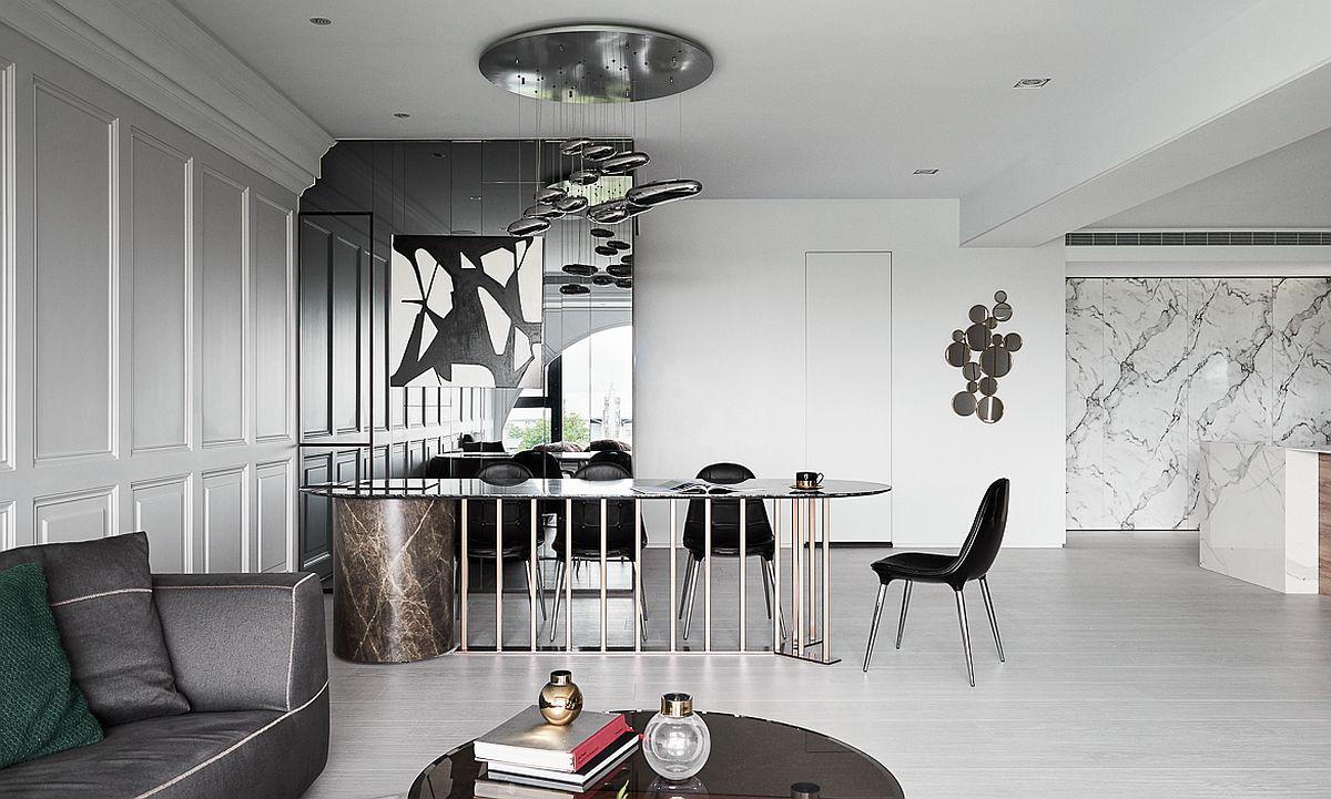 adelaparvu.com despre apartament in stil clasic reinterpretat, 165 mp, design HAO Design, Foto HeyCheese (11)