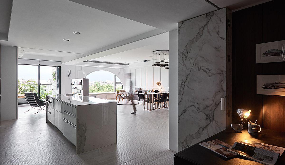 adelaparvu.com despre apartament in stil clasic reinterpretat, 165 mp, design HAO Design, Foto HeyCheese (12)