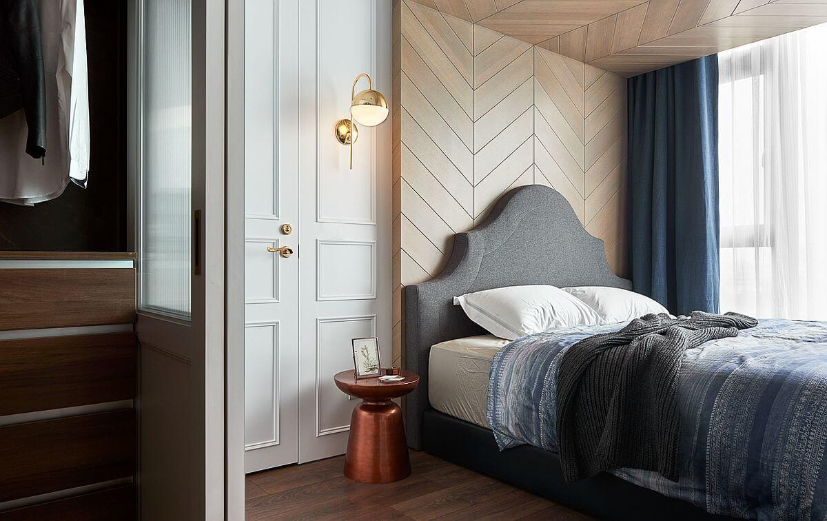 adelaparvu.com despre apartament in stil clasic reinterpretat, 165 mp, design HAO Design, Foto HeyCheese (14)