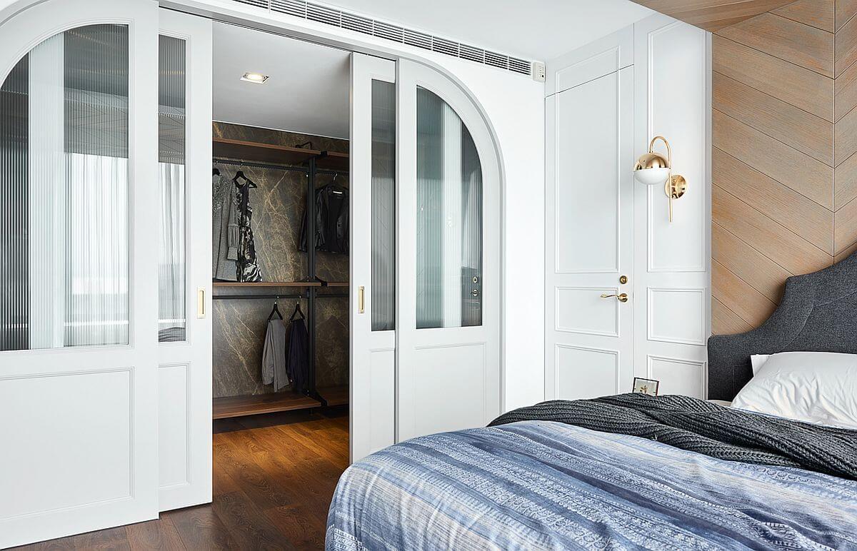 adelaparvu.com despre apartament in stil clasic reinterpretat, 165 mp, design HAO Design, Foto HeyCheese (15)