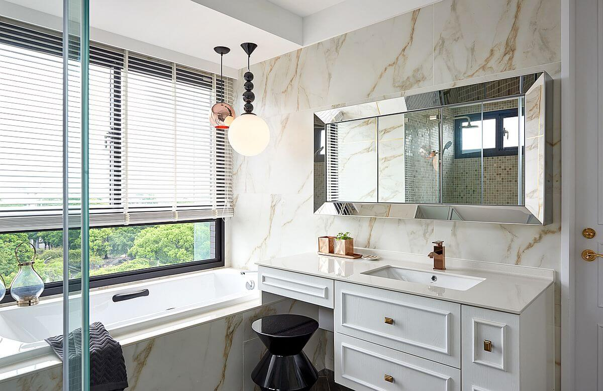 adelaparvu.com despre apartament in stil clasic reinterpretat, 165 mp, design HAO Design, Foto HeyCheese (19)