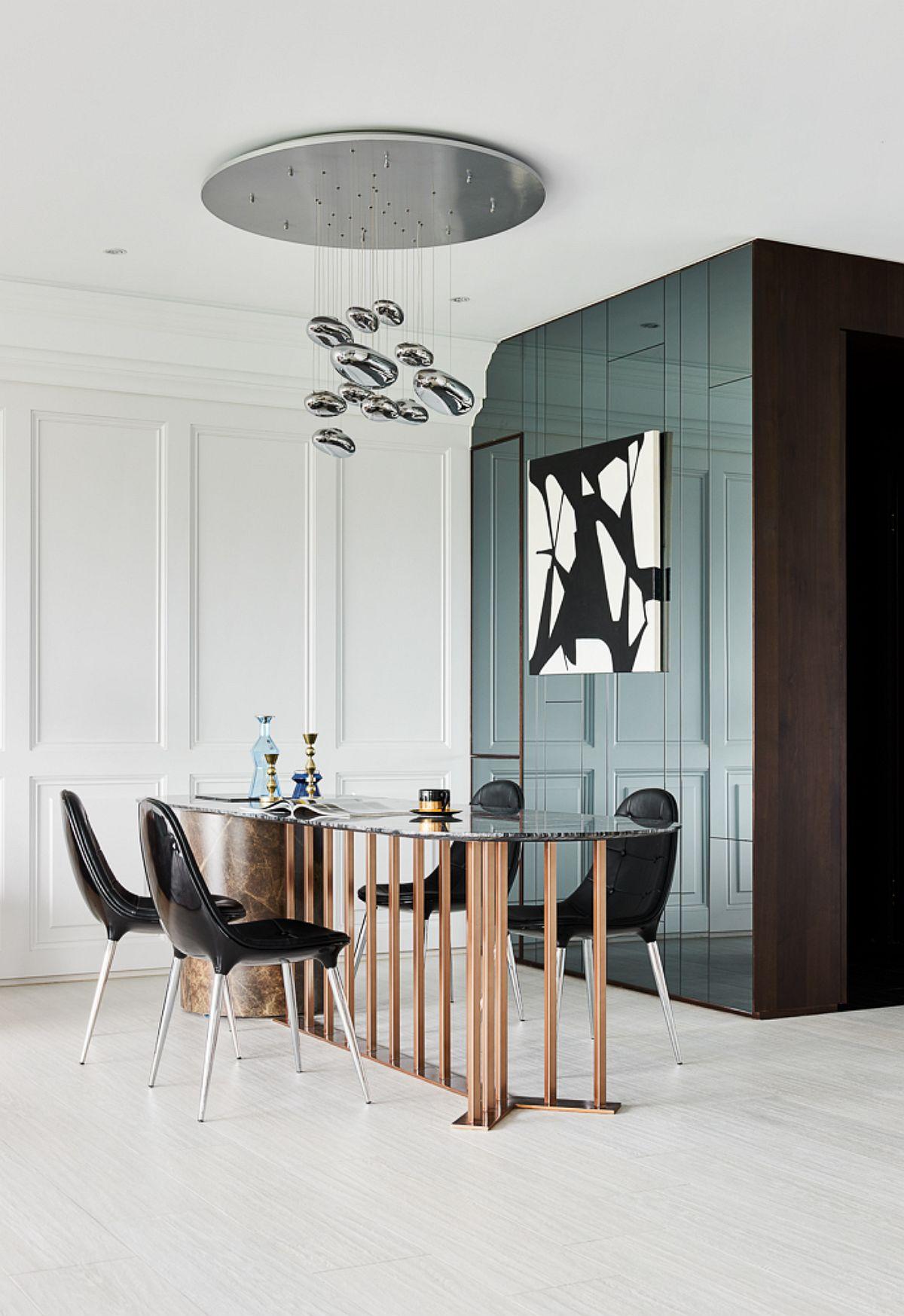 adelaparvu.com despre apartament in stil clasic reinterpretat, 165 mp, design HAO Design, Foto HeyCheese (2)