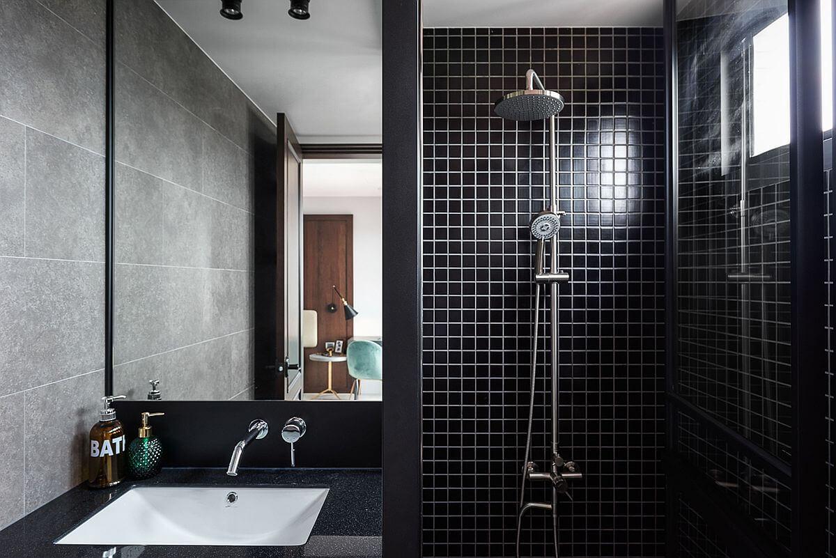 adelaparvu.com despre apartament in stil clasic reinterpretat, 165 mp, design HAO Design, Foto HeyCheese (23)