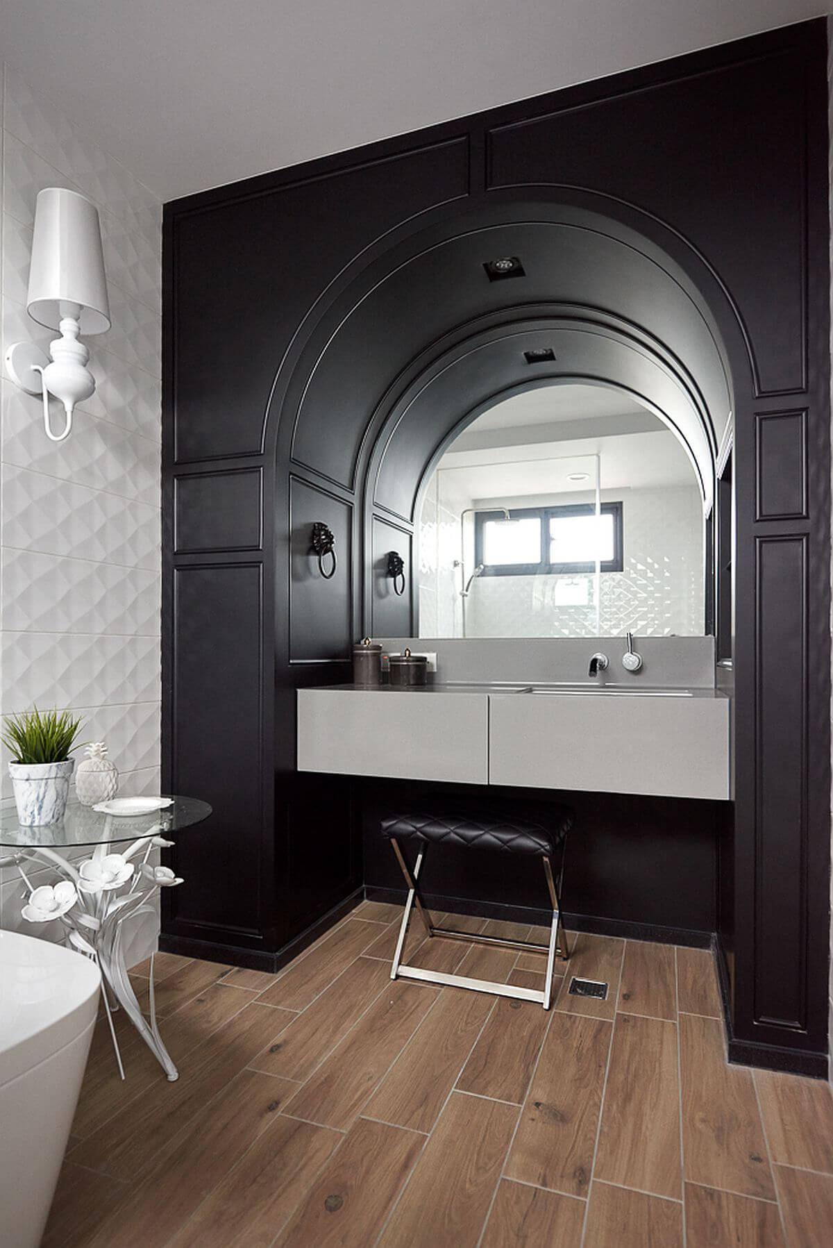 adelaparvu.com despre apartament in stil clasic reinterpretat, 165 mp, design HAO Design, Foto HeyCheese (26)