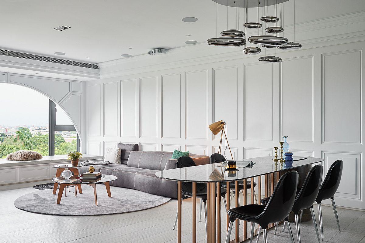adelaparvu.com despre apartament in stil clasic reinterpretat, 165 mp, design HAO Design, Foto HeyCheese (4)
