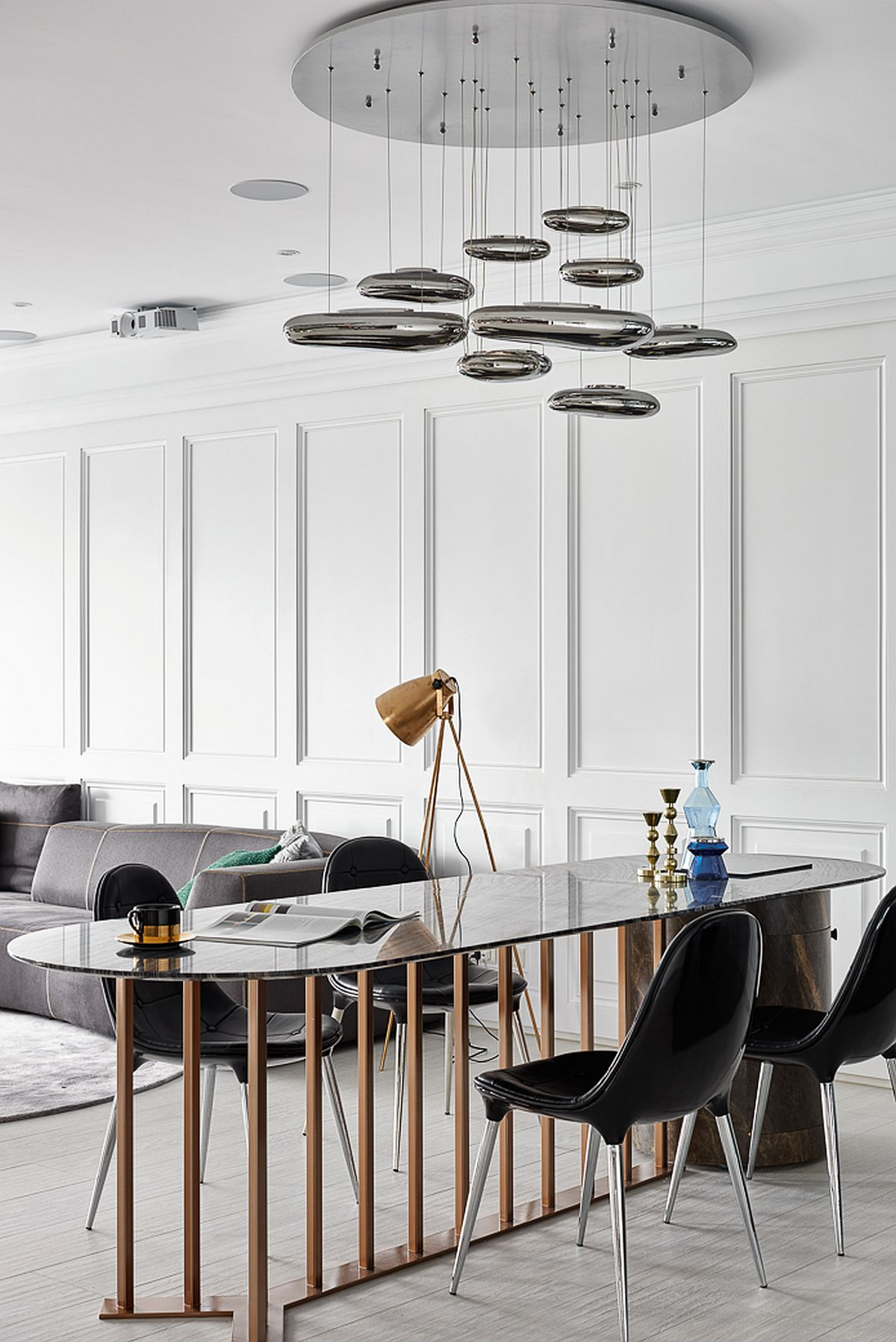 adelaparvu.com despre apartament in stil clasic reinterpretat, 165 mp, design HAO Design, Foto HeyCheese (5)