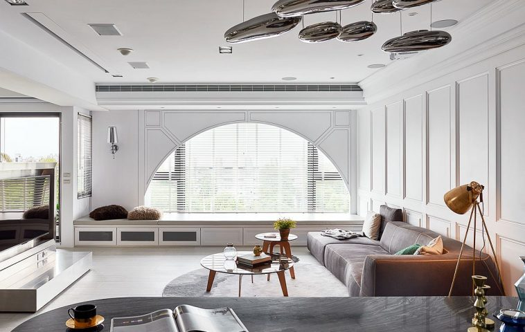 adelaparvu.com despre apartament in stil clasic reinterpretat, 165 mp, design HAO Design, Foto HeyCheese (6)