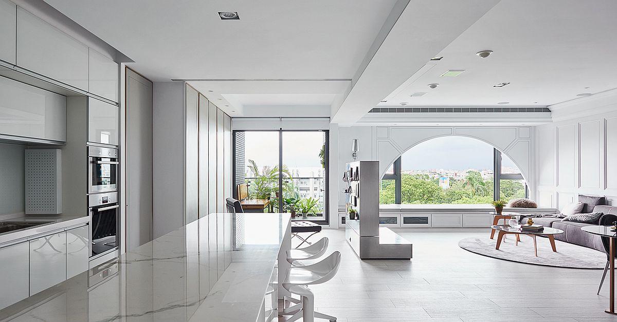 adelaparvu.com despre apartament in stil clasic reinterpretat, 165 mp, design HAO Design, Foto HeyCheese (8)