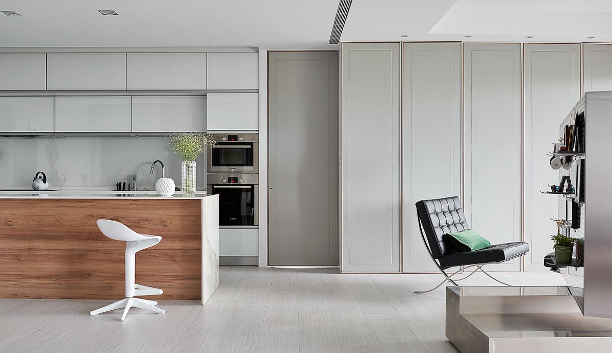 adelaparvu.com despre apartament in stil clasic reinterpretat, 165 mp, design HAO Design, Foto HeyCheese (9)
