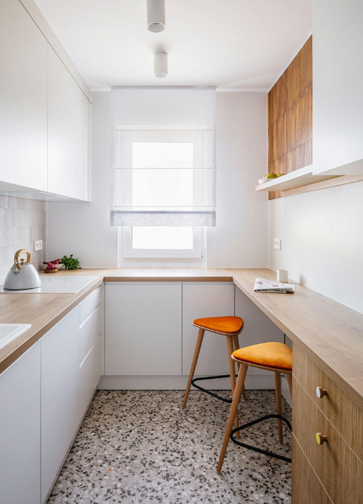 adelaparvu.com despre amenajare apartament 4 camere, 70 mp, design Kowalczyk-Gajda, Foto Kroniki Studio (13)