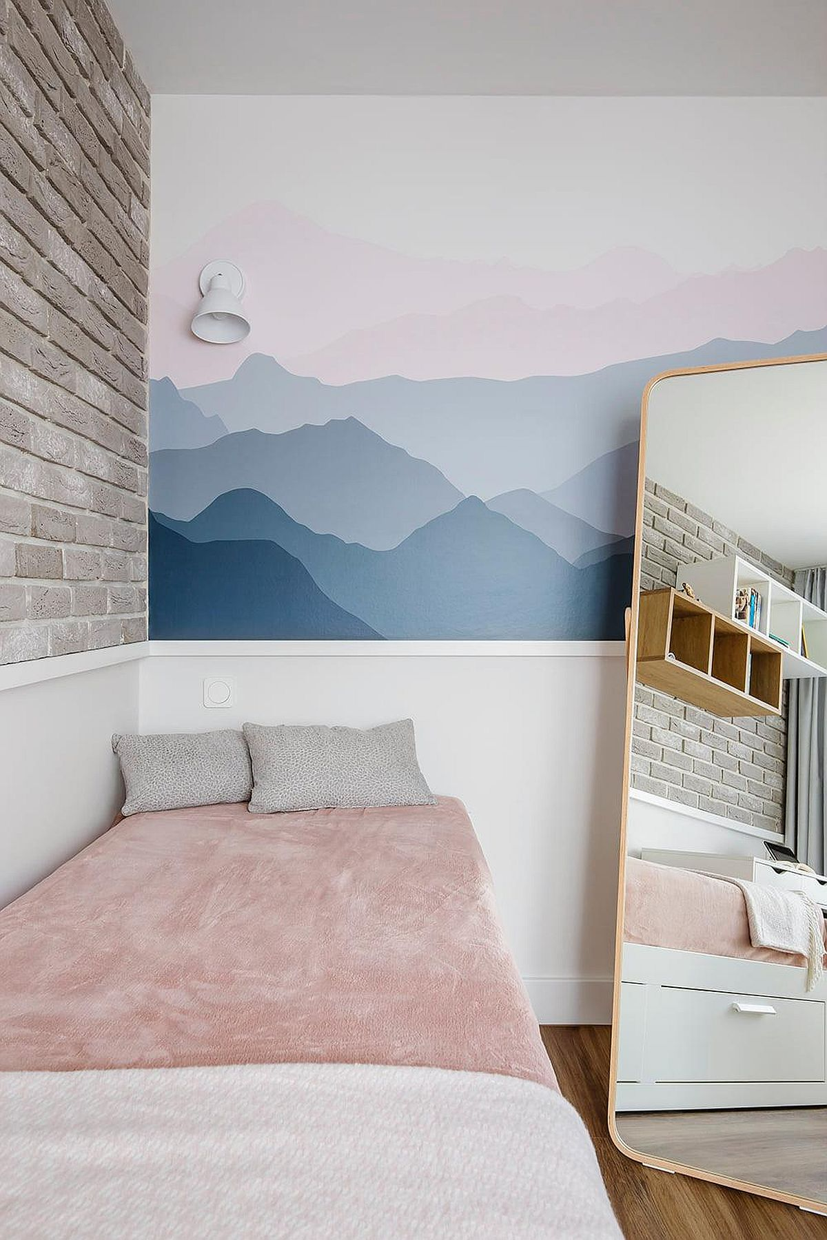 adelaparvu.com despre amenajare apartament 4 camere, 70 mp, design Kowalczyk-Gajda, Foto Kroniki Studio (4)