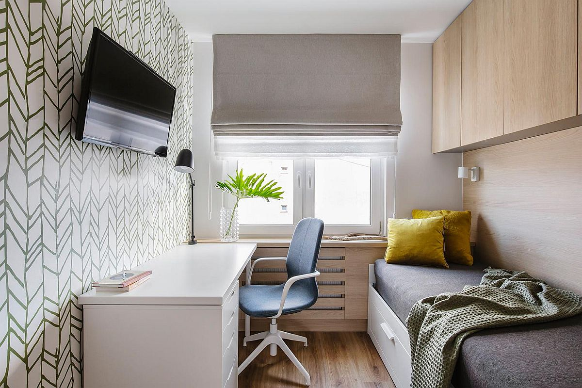 adelaparvu.com despre amenajare apartament 4 camere, 70 mp, design Kowalczyk-Gajda, Foto Kroniki Studio (5)