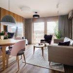 adelaparvu.com despre amenajare apartament 4 camere, 70 mp, design Kowalczyk-Gajda, Foto Kroniki Studio (7)
