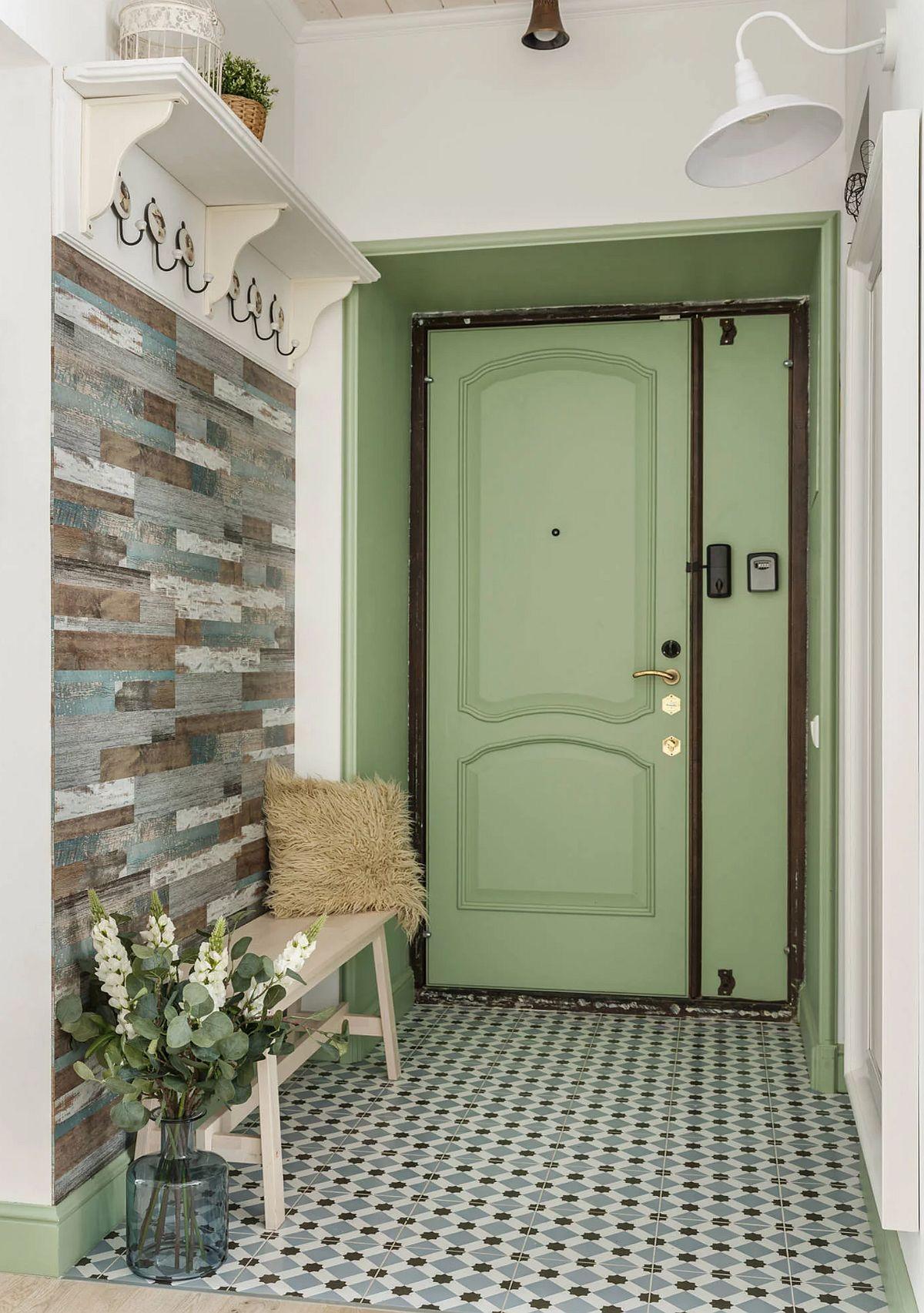 adelaparvu.com despre apartament 80 mp in stil rustic elegant, designer Ira Nosova, Foto Olga Shangina (12)