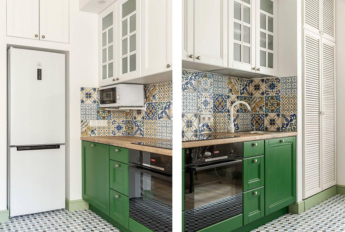 adelaparvu.com despre apartament 80 mp in stil rustic elegant, designer Ira Nosova, Foto Olga Shangina (2)