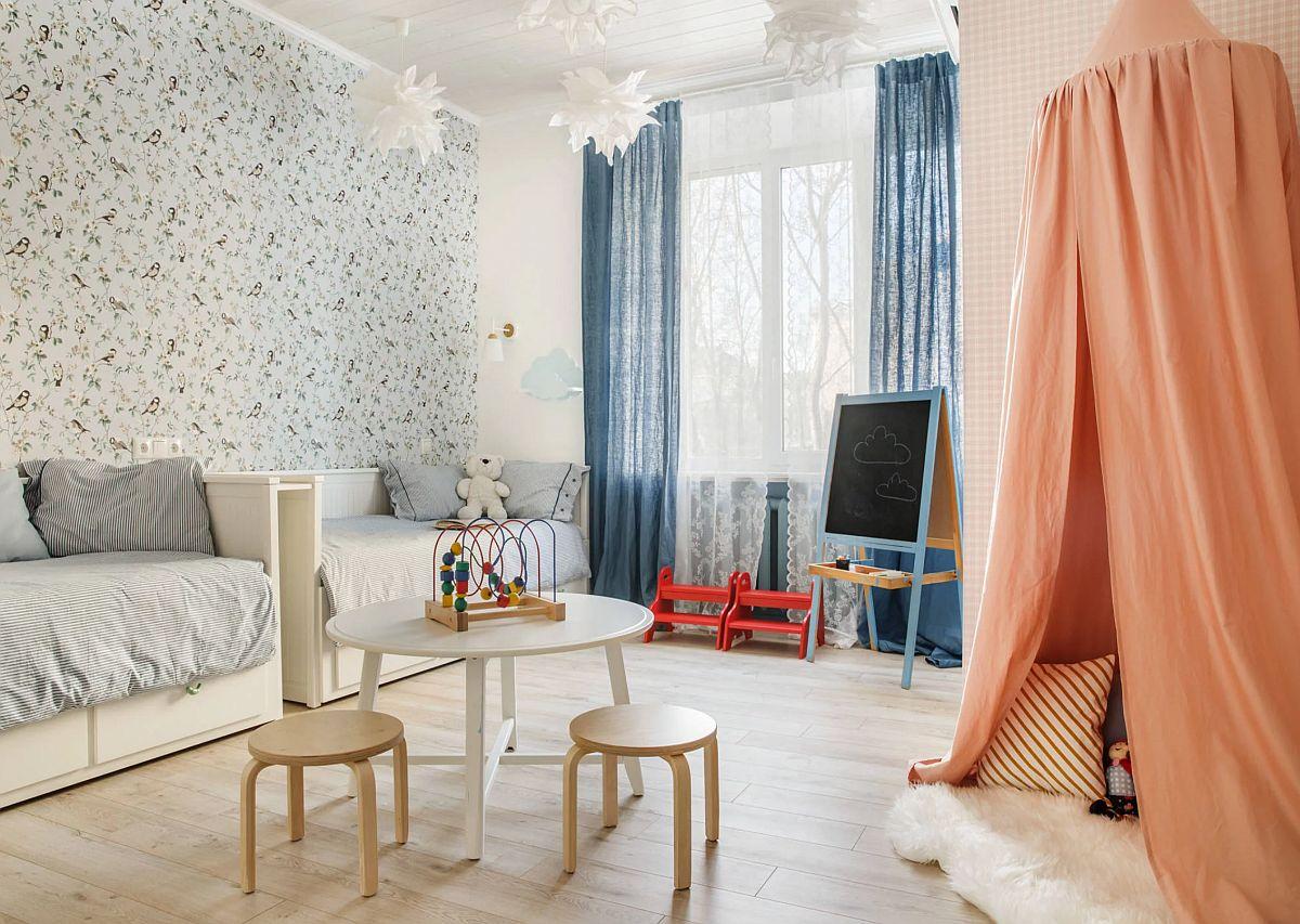 adelaparvu.com despre apartament 80 mp in stil rustic elegant, designer Ira Nosova, Foto Olga Shangina (22)