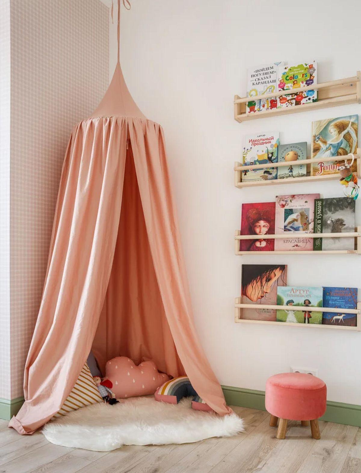 adelaparvu.com despre apartament 80 mp in stil rustic elegant, designer Ira Nosova, Foto Olga Shangina (23)