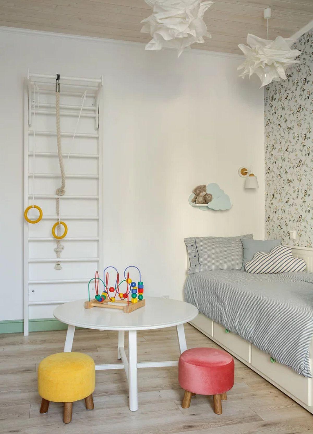 adelaparvu.com despre apartament 80 mp in stil rustic elegant, designer Ira Nosova, Foto Olga Shangina (24)