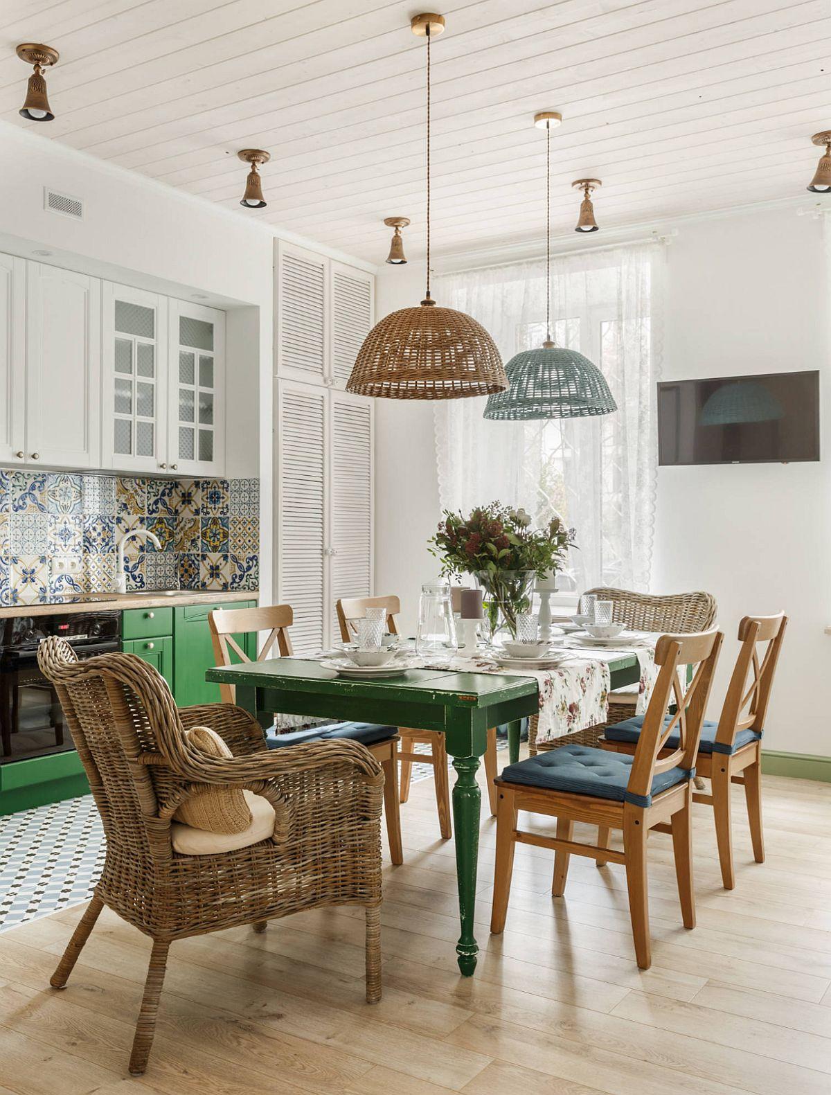 adelaparvu.com despre apartament 80 mp in stil rustic elegant, designer Ira Nosova, Foto Olga Shangina (3)