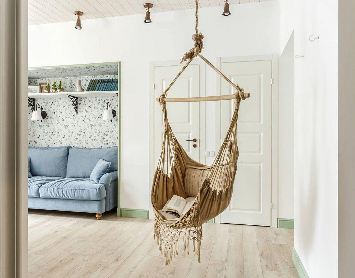 adelaparvu.com despre apartament 80 mp in stil rustic elegant, designer Ira Nosova, Foto Olga Shangina (5)