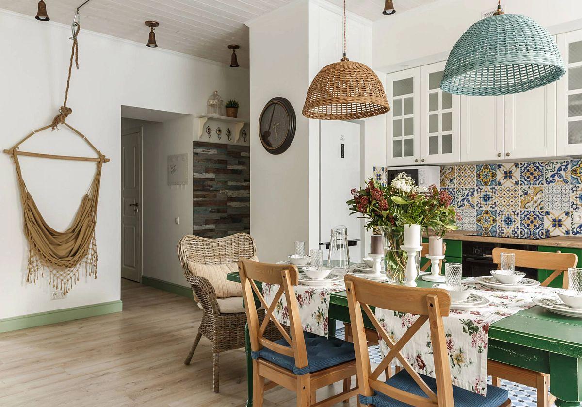 adelaparvu.com despre apartament 80 mp in stil rustic elegant, designer Ira Nosova, Foto Olga Shangina (8)