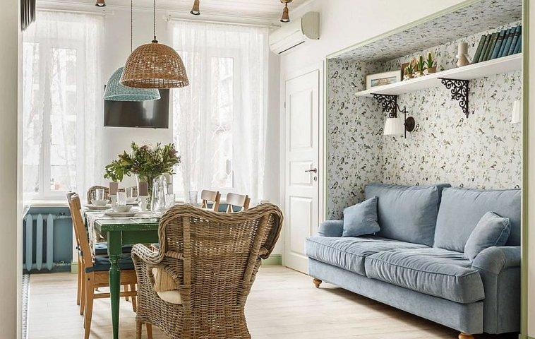 adelaparvu.com despre apartament 80 mp in stil rustic elegant, designer Ira Nosova, Foto Olga Shangina (86)