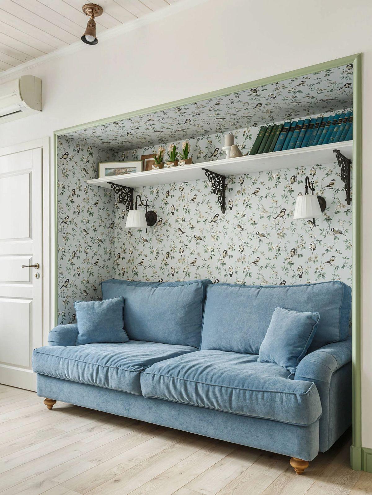 adelaparvu.com despre apartament 80 mp in stil rustic elegant, designer Ira Nosova, Foto Olga Shangina (9)