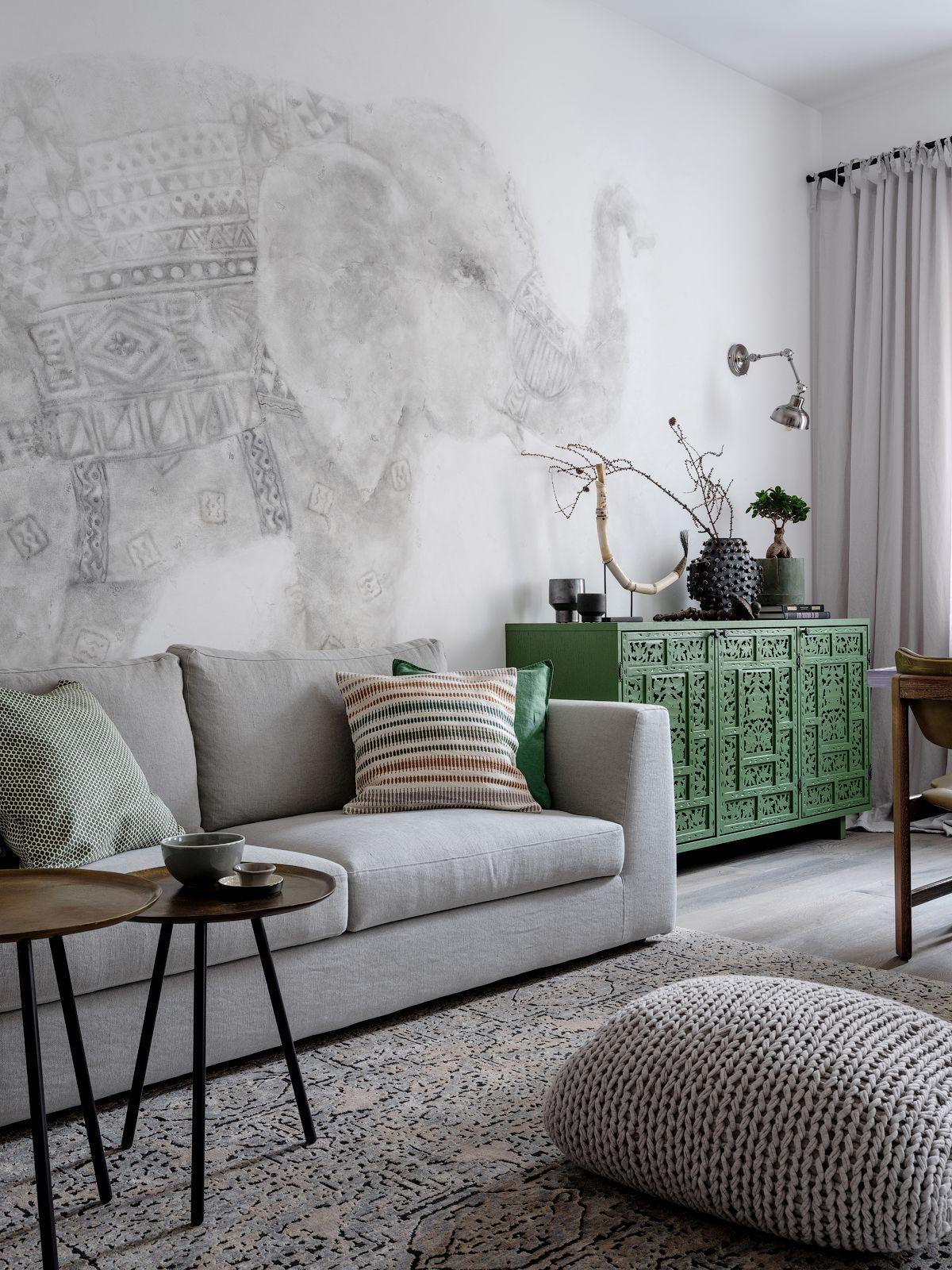 adelaparvu.com despre apartament 90 mp, design Minina Design, Foto Mikhail Loskutov (11)