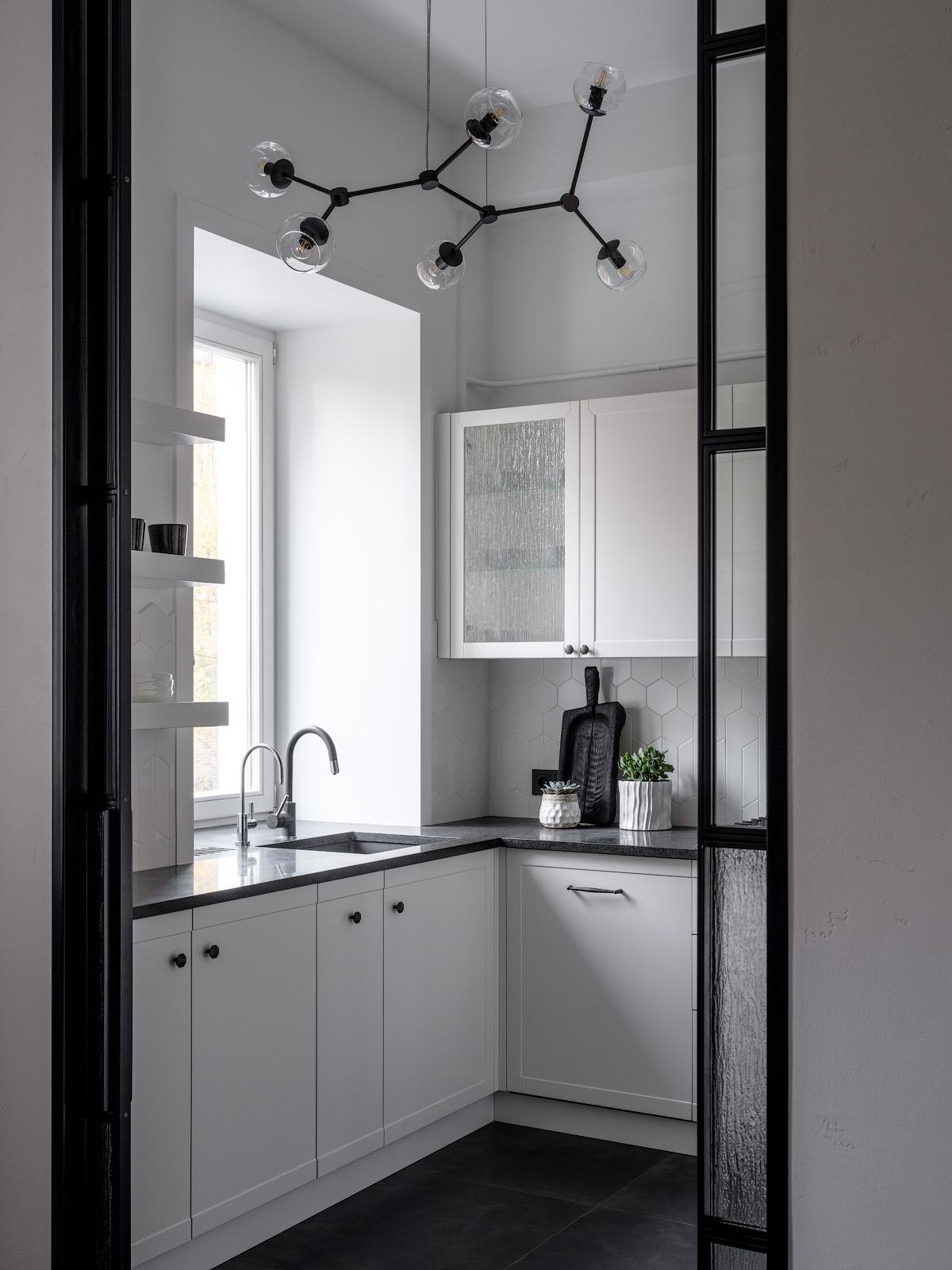 adelaparvu.com despre apartament 90 mp, design Minina Design, Foto Mikhail Loskutov (13)