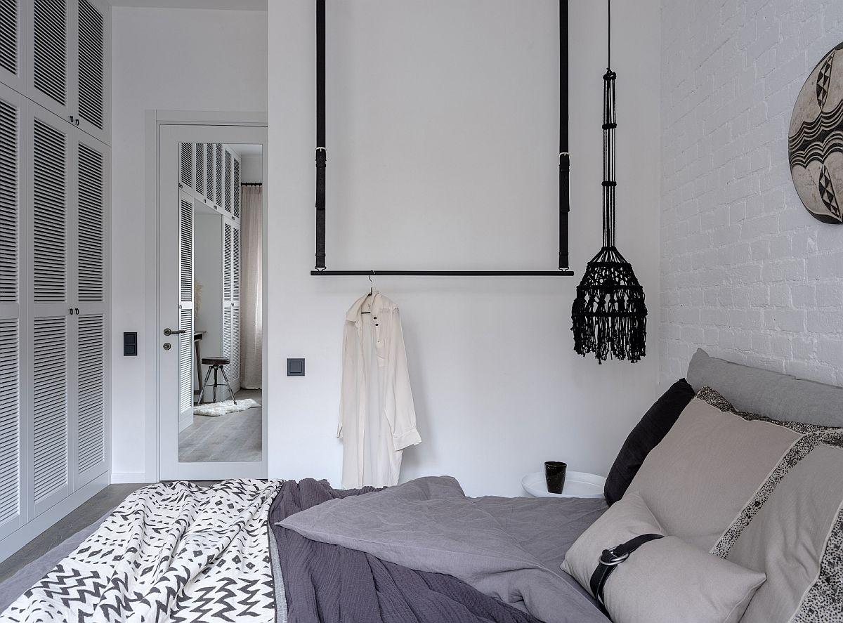 adelaparvu.com despre apartament 90 mp, design Minina Design, Foto Mikhail Loskutov (14)