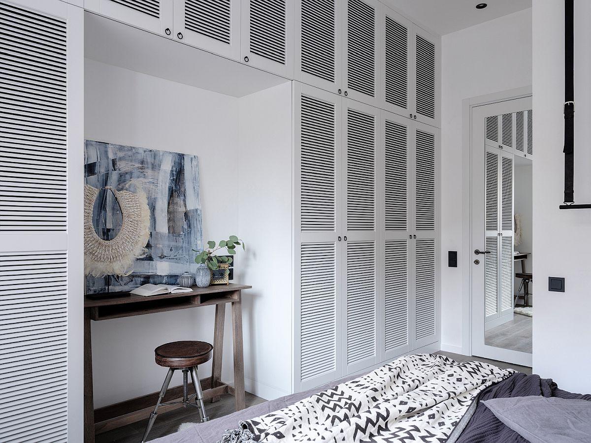 adelaparvu.com despre apartament 90 mp, design Minina Design, Foto Mikhail Loskutov (15)