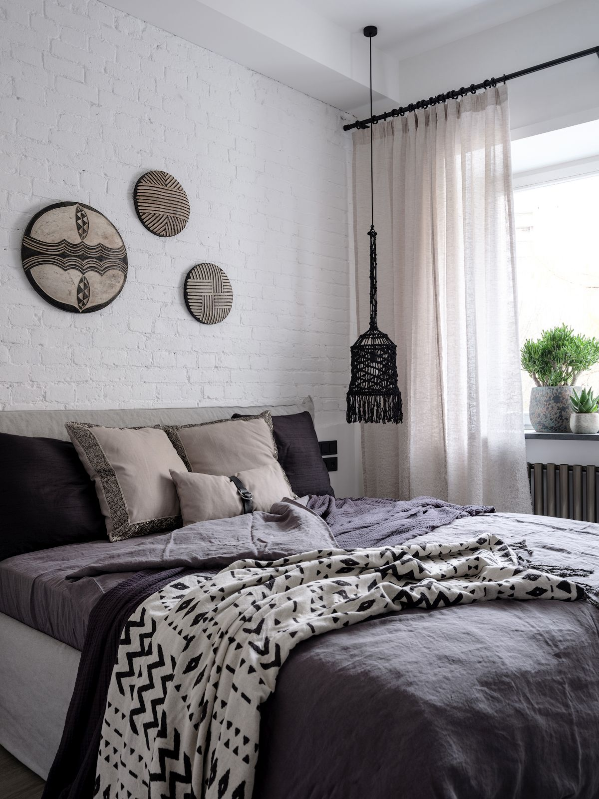adelaparvu.com despre apartament 90 mp, design Minina Design, Foto Mikhail Loskutov (17)
