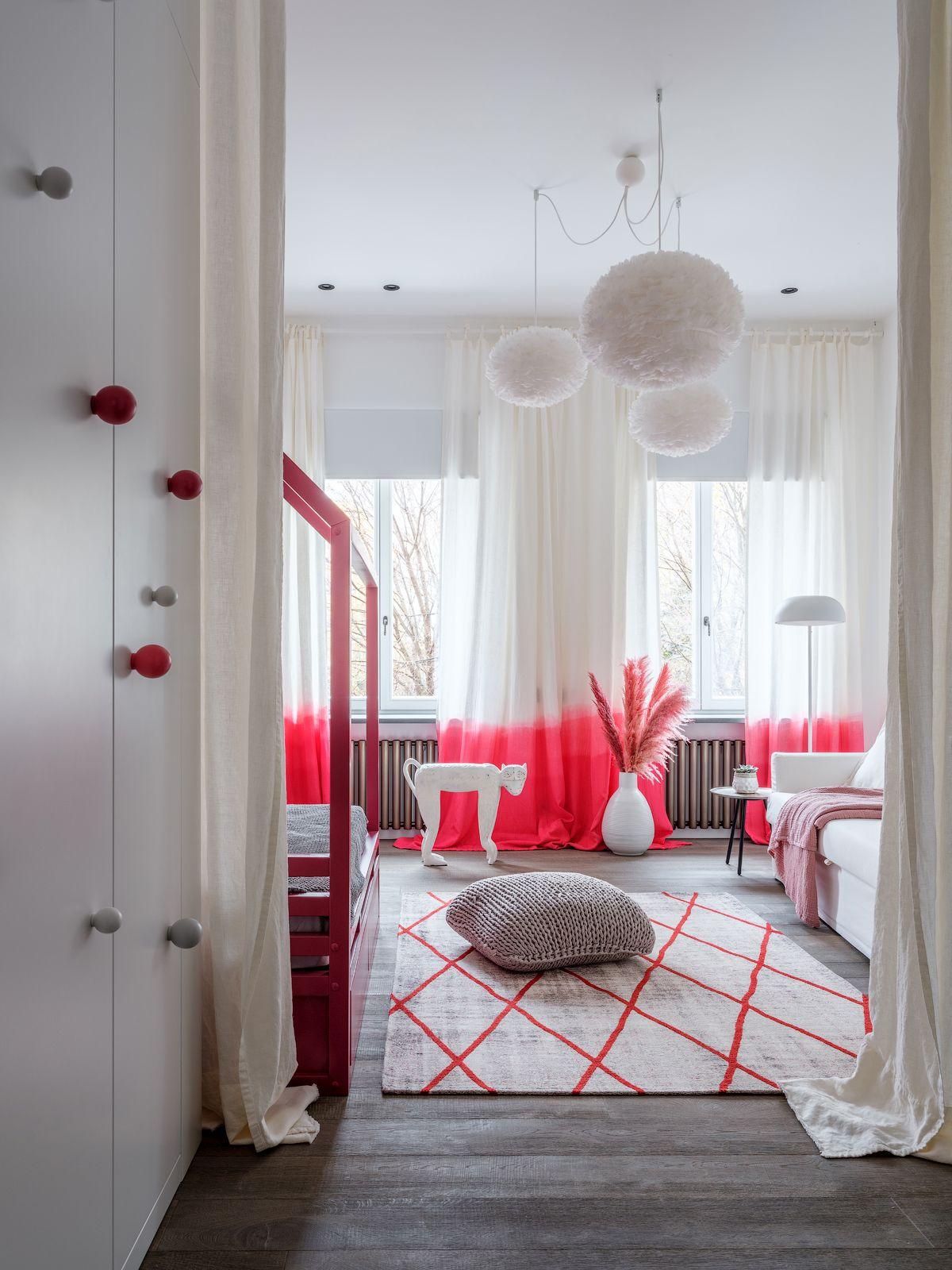 adelaparvu.com despre apartament 90 mp, design Minina Design, Foto Mikhail Loskutov (21)