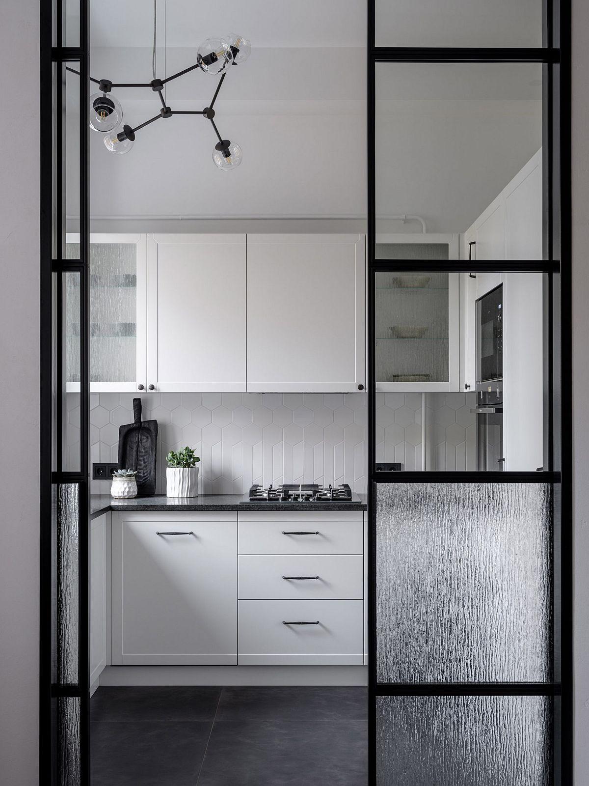 adelaparvu.com despre apartament 90 mp, design Minina Design, Foto Mikhail Loskutov (3)