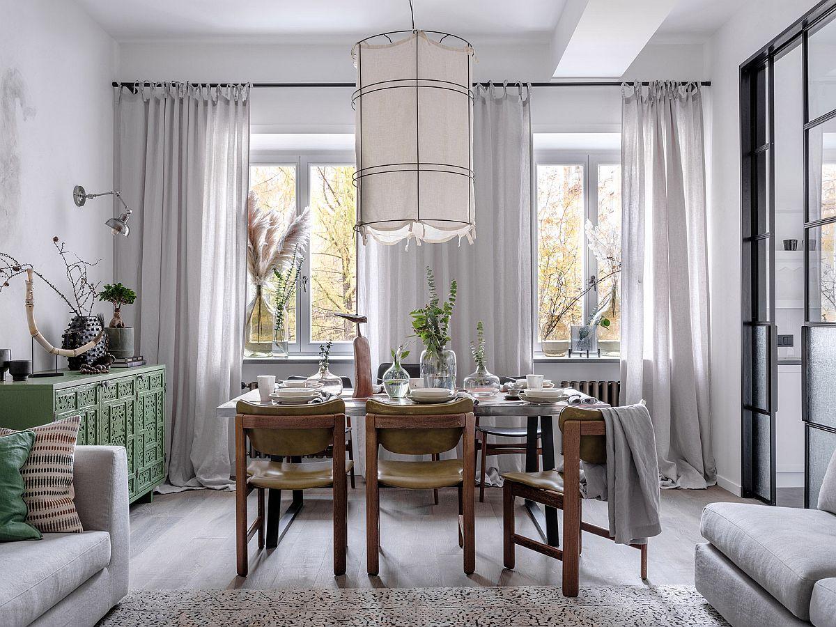 adelaparvu.com despre apartament 90 mp, design Minina Design, Foto Mikhail Loskutov (7)