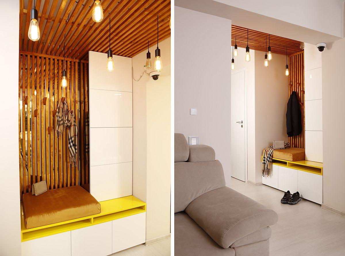 adelaparvu.com despre apartament de 56 mp Bucuresti, design arh. Cristian Patrascu, Foto Iulian Iacob (14)
