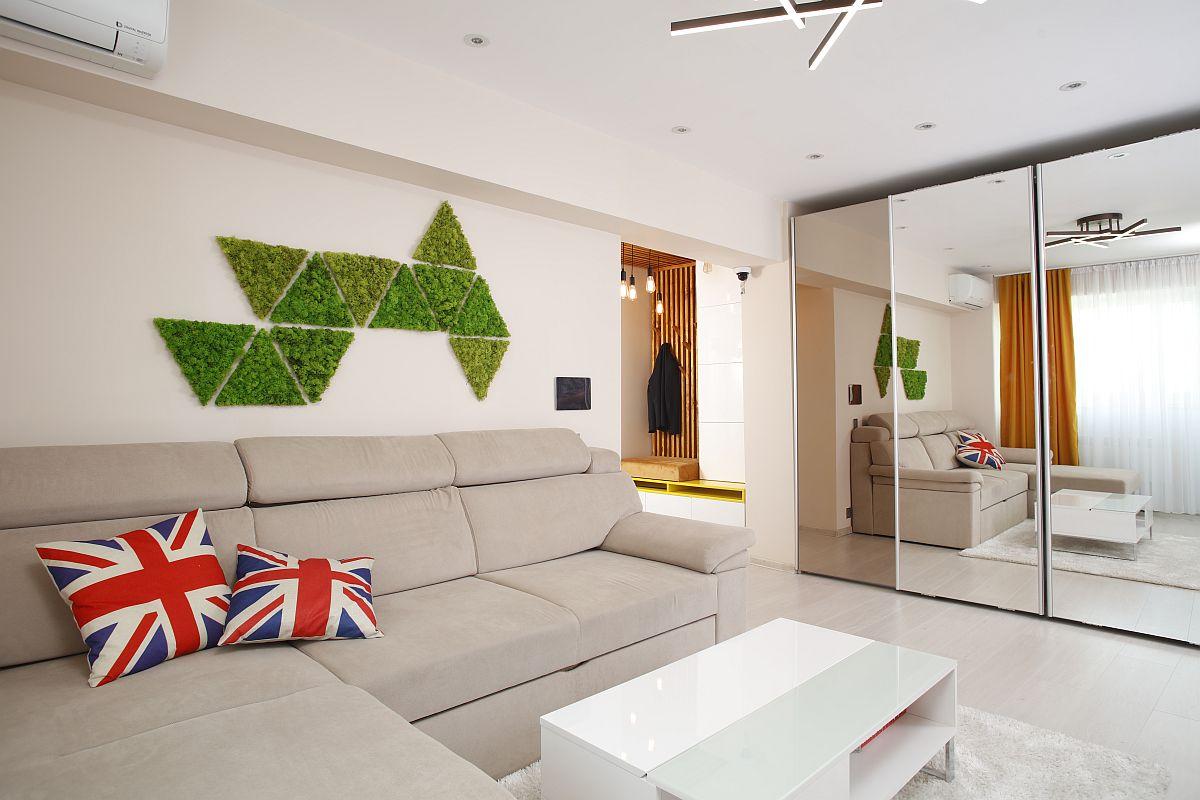 adelaparvu.com despre apartament de 56 mp Bucuresti, design arh. Cristian Patrascu, Foto Iulian Iacob (5)