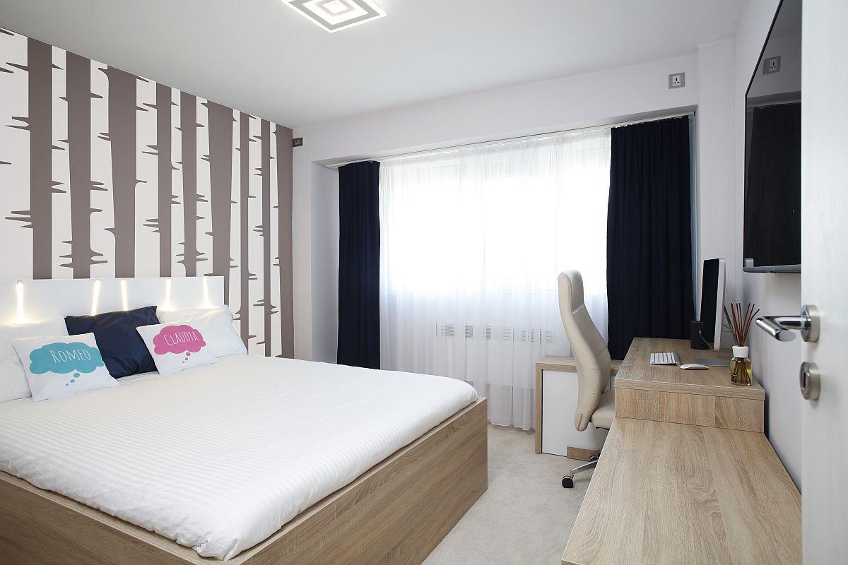 adelaparvu.com despre apartament de 56 mp Bucuresti, design arh. Cristian Patrascu, Foto Iulian Iacob (6)